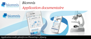 Application Biomnis