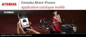 Application Yamaha Motor France