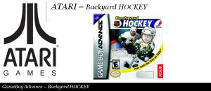 Atari - Backyard Hockey
